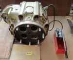 STORK WERKSPOOR 9 TM 410 C PRESSURE TESTING